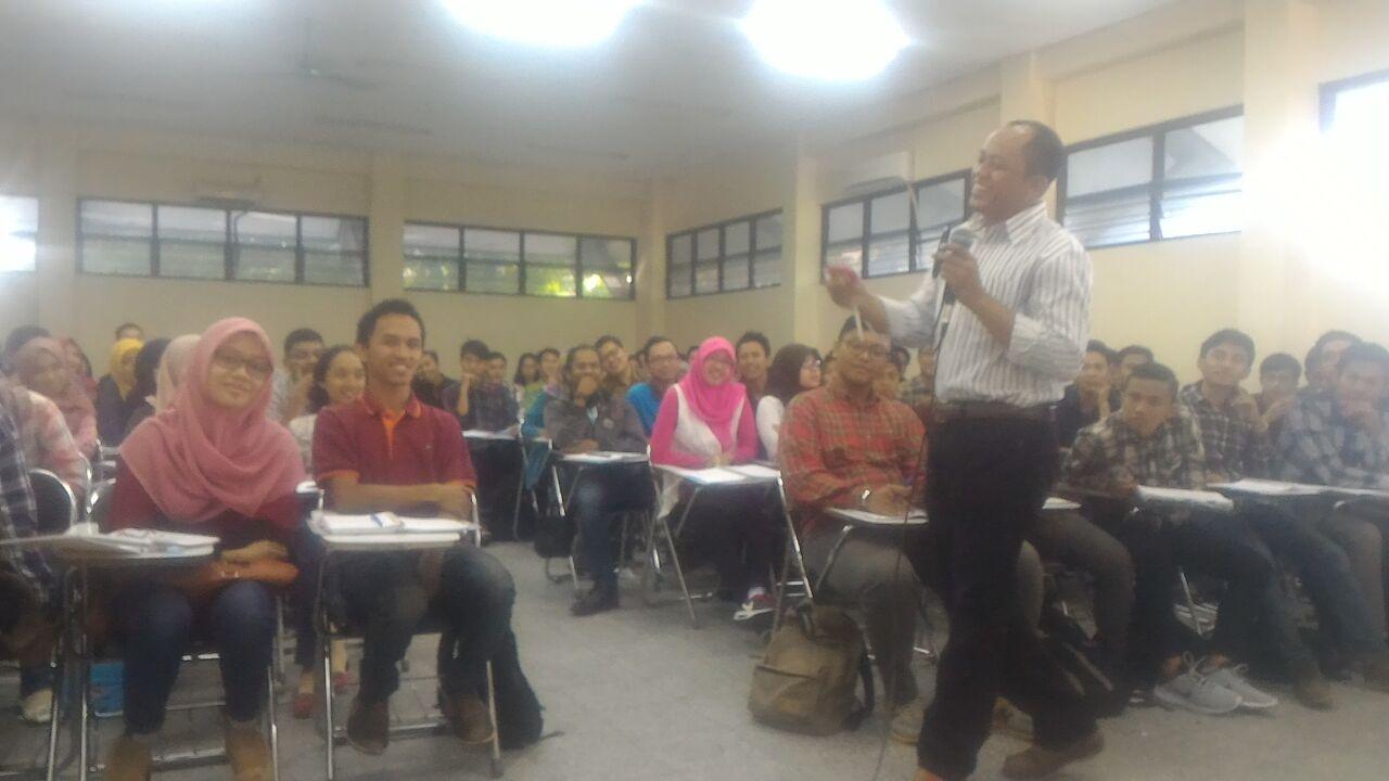 Lab Sosek Fapet Kuliah Tamu Penyuluhan Di Bagian Sosial Ekonomi